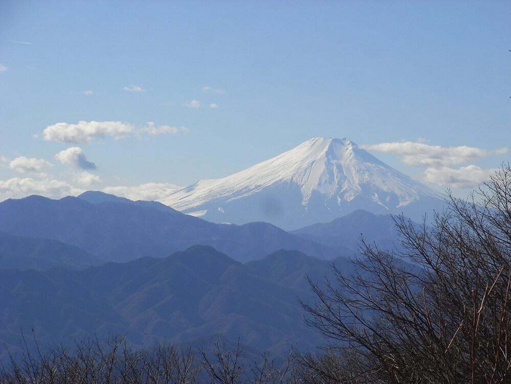 熊倉山山頂