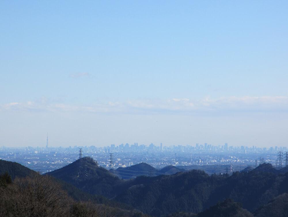 臼杵山山頂