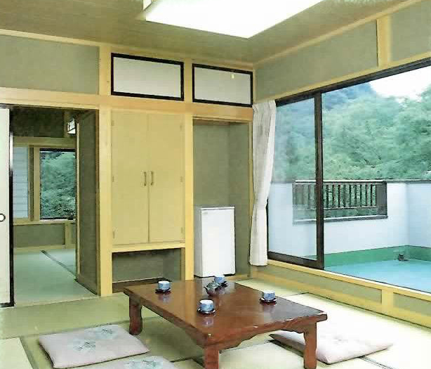 橋本旅館客室